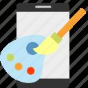 draw, drawing, image draw, image editing, smartphone icon