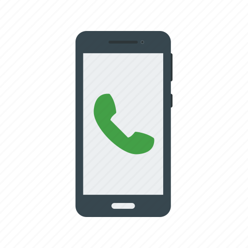 call, communication, contact, dial, mobile, phone, technology icon