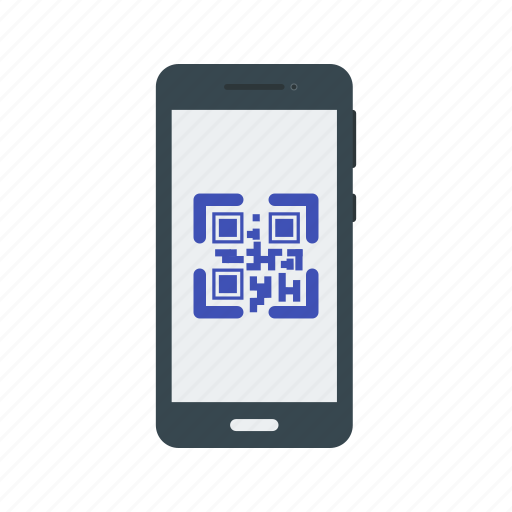 code, display, lock, mobile, phone, screen, smartphone icon
