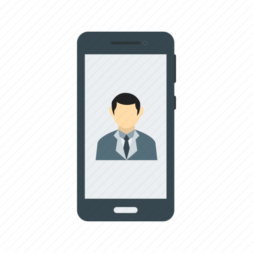account, app, mobile, password, phone, smartphone, user icon
