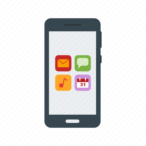 app, business, internet, mobile, smartphone, technology, user icon