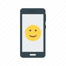 beautiful, face, happy, phone, selfie, smartphone, snapchat icon