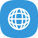 android, browser, flat color, flat design, globe, internet, ios, iphone, simple icon, smartphone, world wide web, www icon
