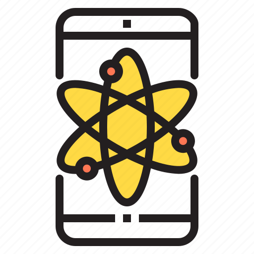 app, application, function, mobile, phone, science, smartphone icon