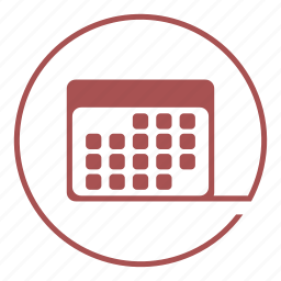appointment, calendar, date, month, plan, schedule, timetable icon