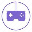 console, controller, fun, game, games, play, video icon