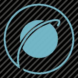 browser, internet, online, saturn, surf, web, world icon