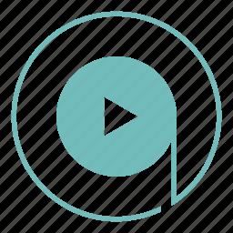 film, media, movie, multimedia, player, tape, video icon