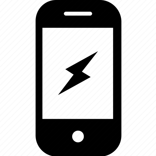 charge, charging, device, gadget, mobile, power, smartphone icon