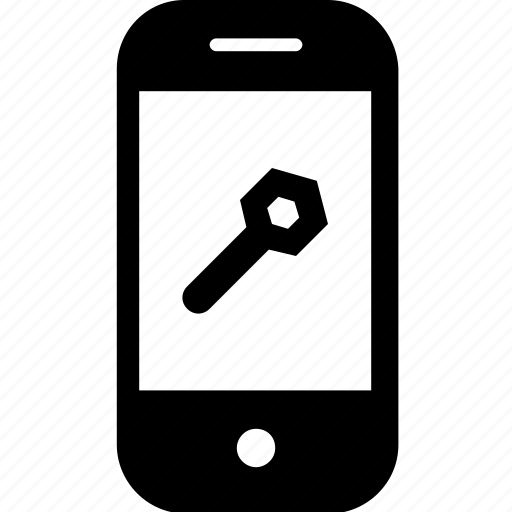 device, gadget, maintenance, mobile, service, settings, smartphone icon