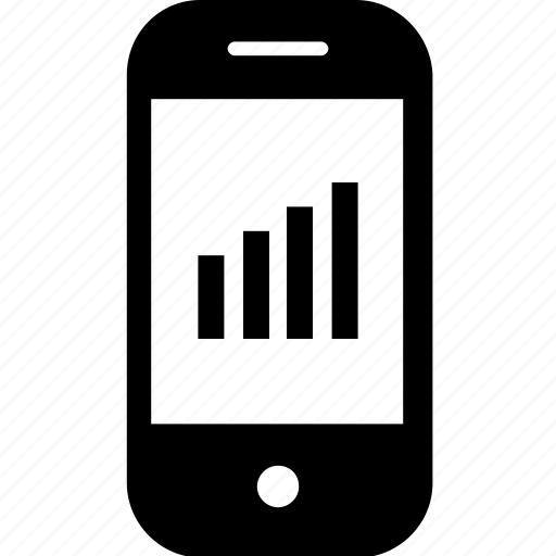 device, gadget, mobile, network, signal, smartphone icon