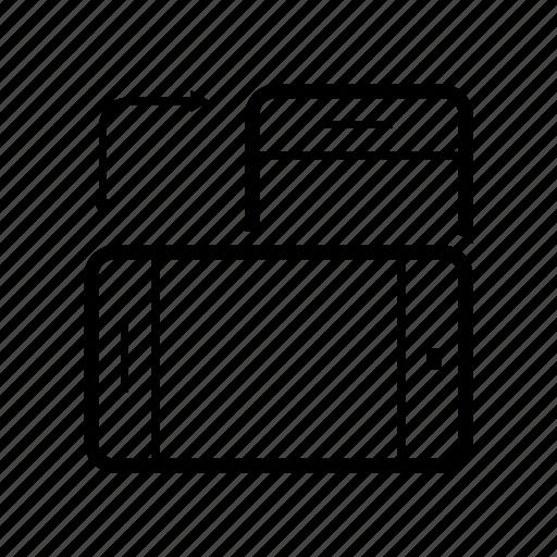 autorotate, function, rotate, smartphone icon