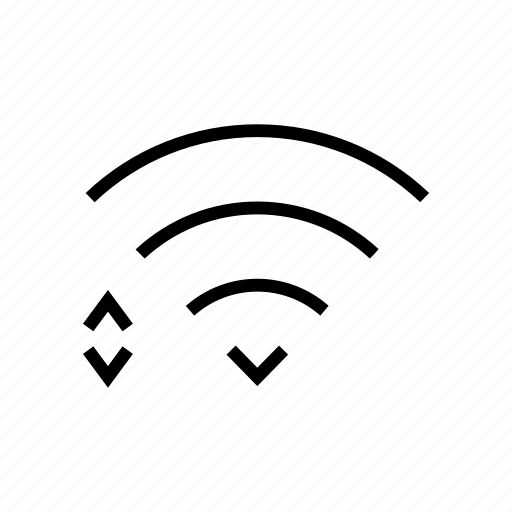 internet, level, maximum, network, signal, wifi icon