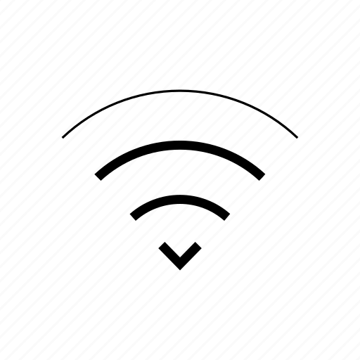 connection, internet, level, online, signal, wifi, wireless icon