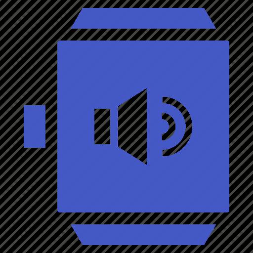 Accessories, gadget, smartwatch, volume, watch icon - Download on Iconfinder