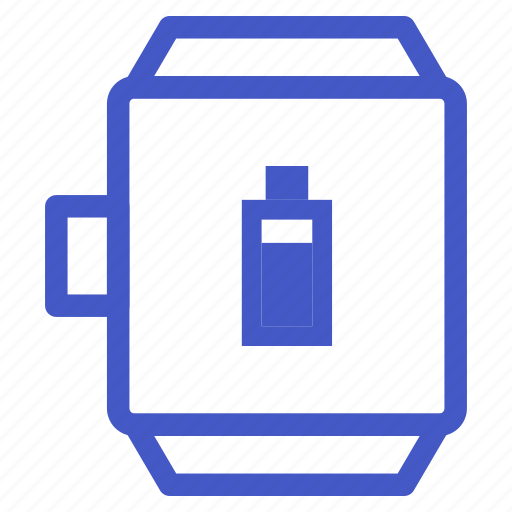 Accessories, battery, gadget, smartwatch, watch icon - Download on Iconfinder