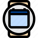 dashboard, smart, calendar, monitor, home