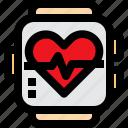 monitor, health, tracker, rate, heart, beat, smart