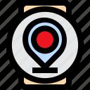 navigation, location, gps, maps, watch, smart, satellite