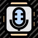 sound, voice, audio, message, ringtone, recording