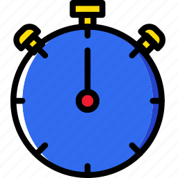 army, badge, military, soldier, timer, war icon