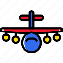 army, soldier, plane, military, badge, war icon