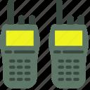 army, soldier, talkie, military, walkie, badge, war