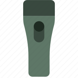 army, badge, flashlight, military, soldier, war icon