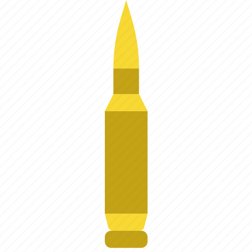 army, badge, bullet, military, rifle, soldier, war icon