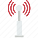 antenna, army, badge, military, signal, soldier, war icon