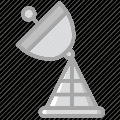 antenna, army, badge, military, satellite, soldier, war icon