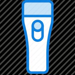 army, badge, flashlight, military, soldier, war icon