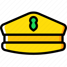 army, badge, hat, military, soldier, war icon