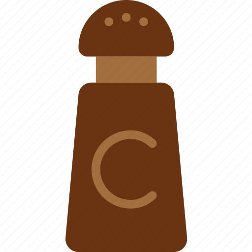 cinnamon, coffee, pour, shop, spices icon