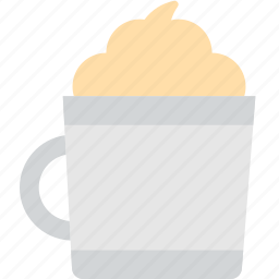 chocolate, coffee, drink, hot, shop icon