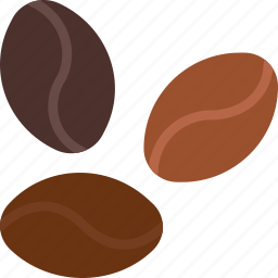aroma, beans, blend, coffee, shop icon