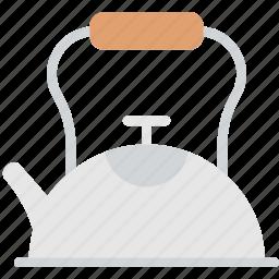 coffee, hot, kettle, pour, shop, tea icon