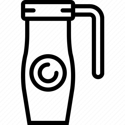 coffee, drink, hot, shop, thermos icon