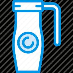 coffee, drink, hot, shop, thermos icon