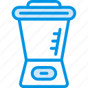 coffee, drink, mixer, shop icon