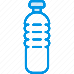 bottle, coffee, cold, drink, shop, water icon