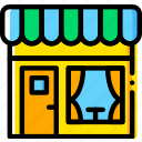 coffee, cup, drink, read, relax, shop icon