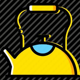 coffee, drink, hot, kettle, shop, tea icon