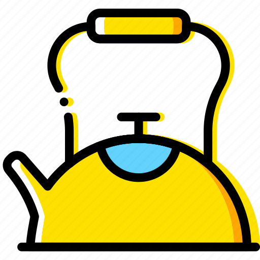 coffee, drink, hot, kettle, shop, tea icon