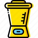 coffee, cup, mixer, shop icon