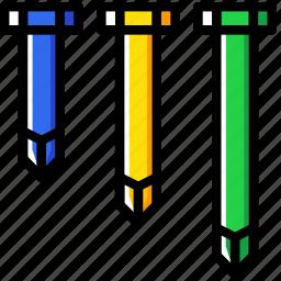 building, construction, screws, tool, work icon