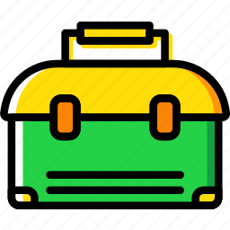 box, building, construction, tool, work icon