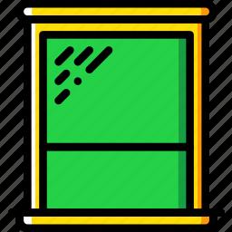 building, construction, tool, window, work icon