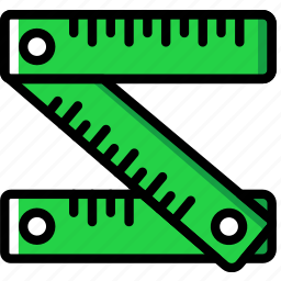 building, carpenter, construction, ruler, tool, work icon