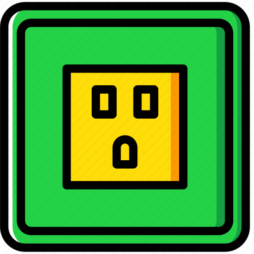 building, construction, socket, tool, us, work icon